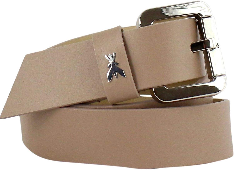 Patrizia Pepe Women's 2V8684A4XRB655 Beige Leather Belt