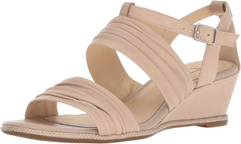 Ecco Womens Rivas 45 Ii Wedge Wedge Sandal