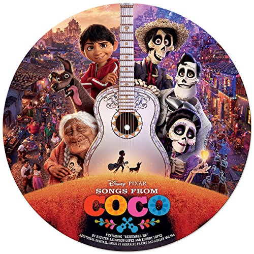 Songs from Coco - O.S.T.