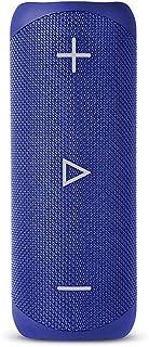 BlueAnt X2 Portable Bluetooth Speaker, Blue (X2-BL)