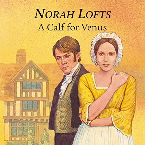 A Calf for Venus audiobook cover art