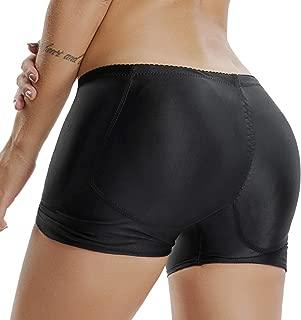 SLIMBELLE Women's Butt Lifter Shaper Panties Seamless Tummy Control High Waist Hourglass Figure Boyshort Thigh Slimmer