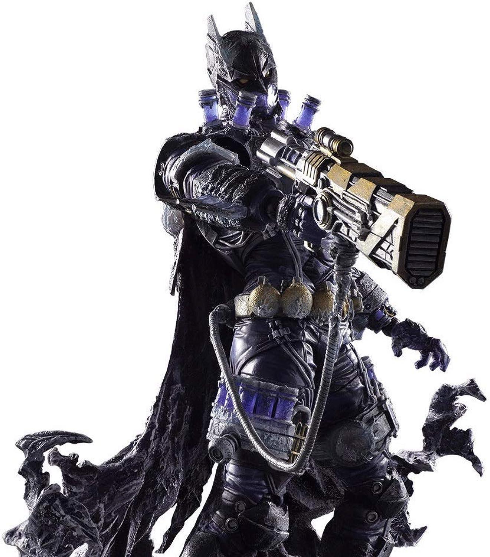 Wen Zhe Batman Freeze Style Can Do Doll Model Game Model