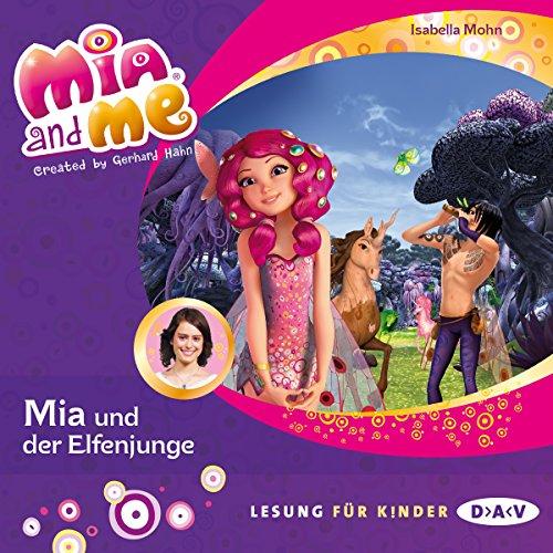 Mia und der Elfenjunge Titelbild