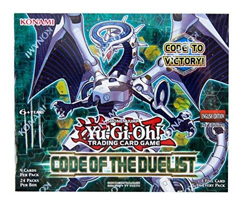 Konami Yu-Gi-Oh! Code of the Duelist Booster Box