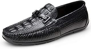 Zapatos de hombre Botas 2019 genuino PU invierno y otoño botas de hombre Botas inglesas coreanas de ocio Zapatos altos de gamuza puntiagudos