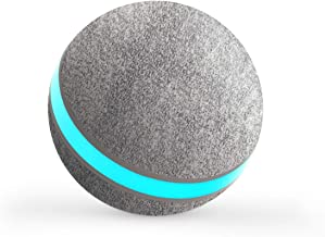Sikoon Wicked Ball, Your Pet's First Automatic Companion, 100% Automatic Ball to Keep Your Pets Entertained All Day - NOT for Chewer