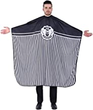 Flagsky Professional Barber Cape,Polyester Hair Cutting Salon Cape,Water And Stain Resistant Apron,Cutting Hair Beard Hair...