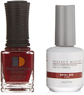 Best perfect match royal red Reviews