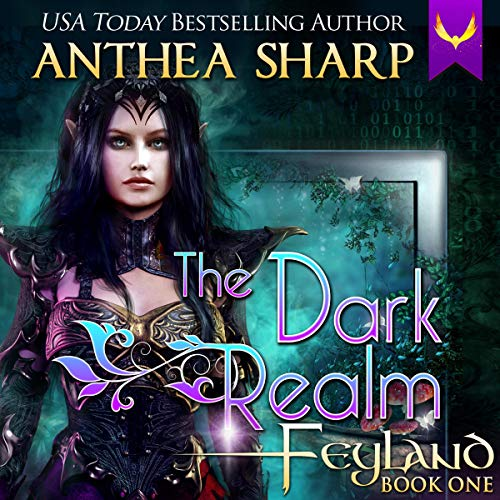 The Dark Realm: A LitRPG/Gamelit Series (Feyland, Book 1)