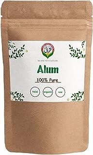 100% PURE & NATURAL ALUM- Stone Fitkari-Phitkari-Tawas (100gm)