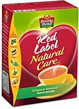 red label natural care ingredients