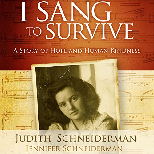 I Sang to Survive audiobook cover art
