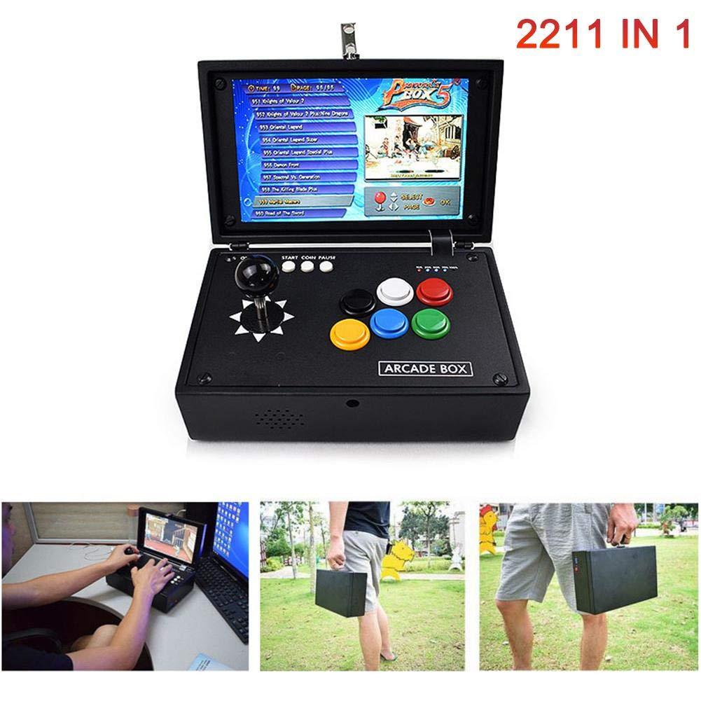 ckground - Consola de 10 Pulgadas Arcade Videojuegos 3D 2211 Retro ...