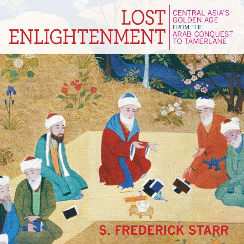 Lost Enlightenment audiobook cover art