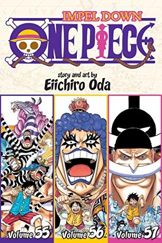 One Piece (Omnibus Edition), Vol. 19, 19: Includes Vols. 55, 56 & 57