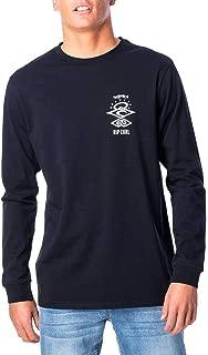 Rip Curl Men's Search Logo L/S TEE