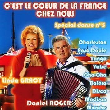 Spécial Dance Vol. 5 : C'Est Le Coeur De La France Chez Nous