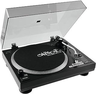 Omnitronic BD-1390 Belt-drive DJ turntable Negro -