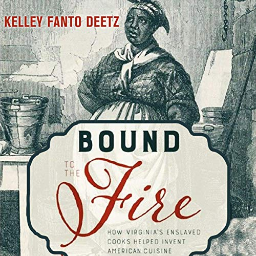 Bound to the Fire audiobook cover art