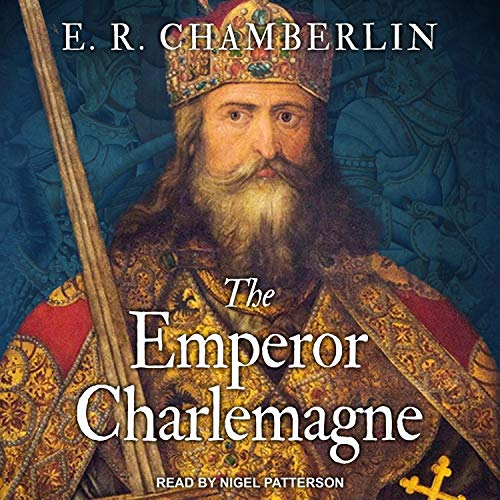 The Emperor Charlemagne cover art