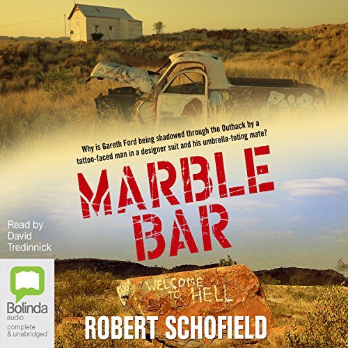 Marble Bar audiobook cover art