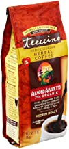 Teeccino Herbal Coffee, Mediterranean Almond Amaretto, 11 Ounce (Pack of 3)