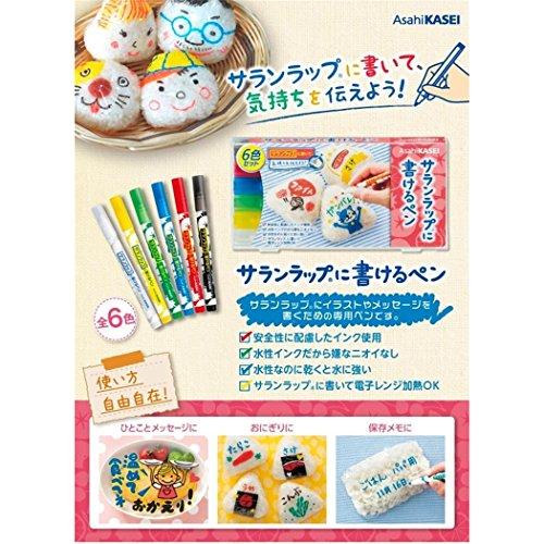 旭化成ホームプロダクツ『サランラップに書けるペン』