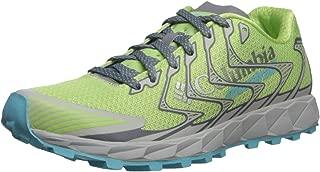 Columbia Women's Rogue F.K.T. II Trail Running Shoe, Jade Lime, Coastal Blue, 10.5 B US