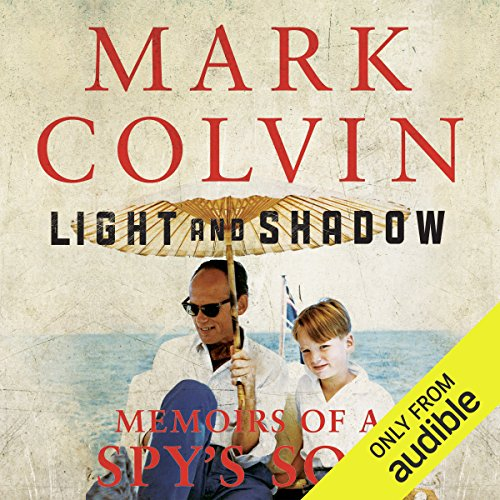 Light and Shadow audiobook cover art