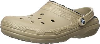 Crocs Unisex Classic Lined Pattern Clog