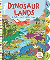 Dinosaur Lands (My First Search and Find)