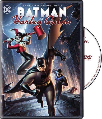 Batman & Harley Quinn (DVD)
