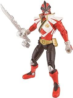 Power Ranger 4inch Figure Super Mega Ranger Fire
