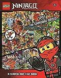 Lego Ninjago: Spot the Samurai-Droid (a Search-And-Find Book)