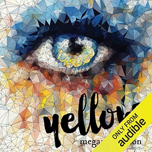 Yellow audiobook cover art