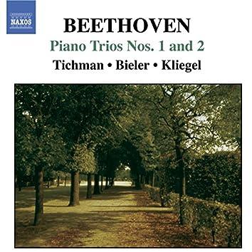 Beethoven, L. Van: Piano Trios, Vol. 2 - Piano Trios Nos. 1, 2, 9