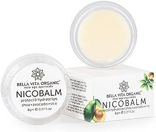 Bella Vita Organic NicoBalm Lip Balm for Dry & Chapped Lips 8 gm
