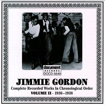 Jimmie Gordon Vol. 2 (1936-1938)