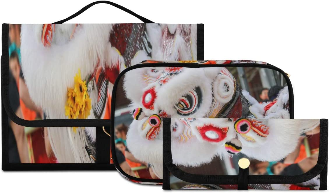 Product Woman Toiletry Bag Dancing Department store Lion Chinese New To Year Parade Women