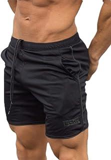 GAGA Men's Gym Workout Shorts Weightlifting Squatting Training Bodybuilding Shorts