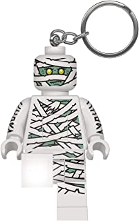 LEGO Monster Fighters Mummy Key Light - Minifigure Key Chain with LED Flashlight