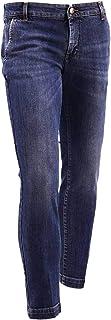 [ENTRE AMIS アントレアミ] メンズ ストレッチ テーパード デニムスラックス A20-8342-206L543 0405(ブルー)