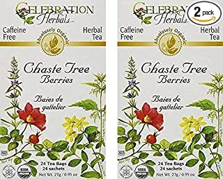 chaste tree berries tea