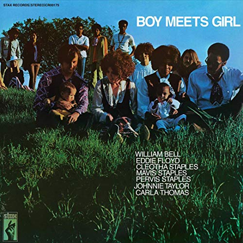 Boy Meets Girl Classic Stax Duets [2LP VINYL] RSD 2019
