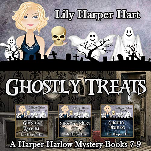 Ghostly Treats cover art