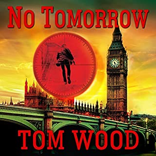 No Tomorrow audiobook cover art