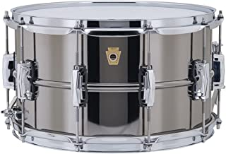 Ludwig Black Beauty Snare Drum - 8 Inches X 14 Inches