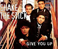 Give you up [Single-CD]