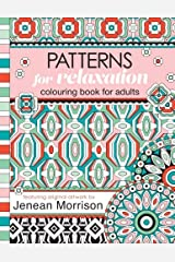 Patterns for Relaxation Colouring Book for Adults Copertina flessibile